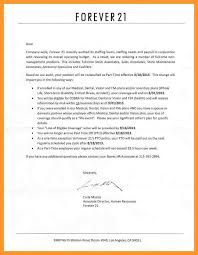 two weeks notice sample for retail sop example