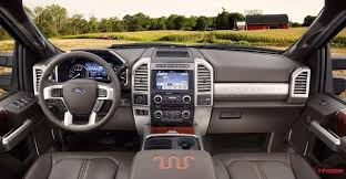 2000 Ford F250 Interior Torque Wars 2017 Ford Super Duty Goes Up To 925 Lb Ft And 440 Hp