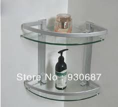 bathroom shelves brushed nickel with new creativity eyagci com