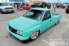 nissan frontier bagged image result for mini trucks bagged mini truck isuzu pinterest