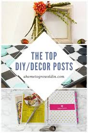 blog commenting sites for home decor top 10 diy home decor posts of 2016 a home to grow old in