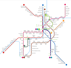 Bangkok Subway Map by Klang Valley Integrated Transit Maps Page 11 Skyscrapercity