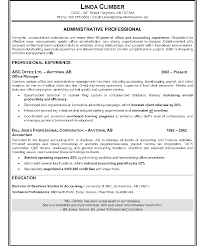 Sle Resume For An Administrative Assistant Entry Level Sle Administrative Assistant Resume Free Resumes