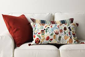 Cushions Cushion Covers Textiles Rugs IKEA With Sofa Pillows Ikea