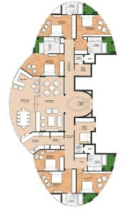3 Bedroom Flat Floor Plan by 97 Best Penthouse Images On Pinterest Apartment Floor Plans