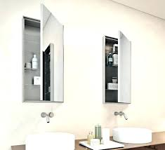 Mirror With Storage For Bathroom Mirror With Storage Akapello