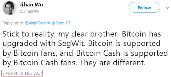 It S Something Meme - that s not bitcoin that s bcash hacker noon