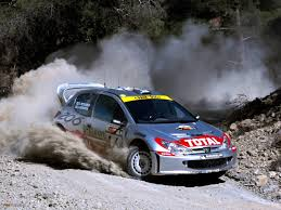 peugeot 206 rally peugeot 206 wrc 1999 u20132003 photos 1280x960
