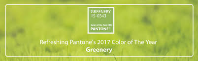 2017 Color Of The Year Pantone Refreshing Pantone U0027s 2017 Color Of The Year Greenery