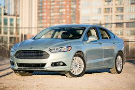 2013 ford fusion hybrid recalls 2013 ford fusion hybrid overview cars com