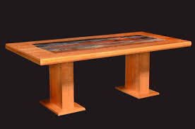 Petrified Wood Bench Ex C Table 42x84 Petrified Wood Furniture Russell Zuhl