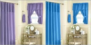 Bathroom Window And Shower Curtain Sets Bathroom Curtain Sets Vrboska Hotel