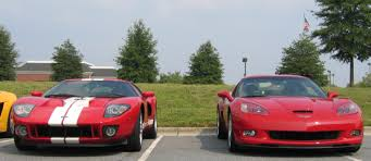 ford gt vs lamborghini murcielago cars 2006 ford gt vs 2006 corvette z06
