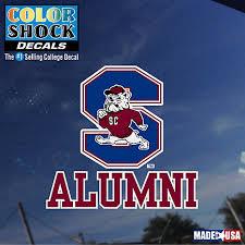 of south carolina alumni sticker south carolina state bulldogs alumni decal south
