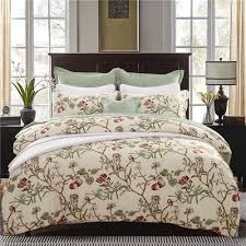 romantic american country style vintage floral printed