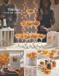 Garretts Popcorn Wedding Favors by Garrett Popcorn Shops Chicago Il