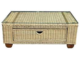 Wicker Trunk Coffee Table Woven Coffee Table Woven Coffee Table White Wicker Trunk