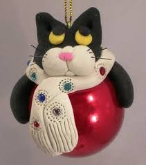 78 best cat ornaments images on cats