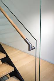 Handrails And Banisters Best 25 Stair Handrail Ideas On Pinterest Led Stair Lights