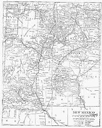 Tennessee Map With Counties by New Mexico County Map