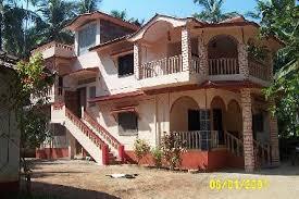 holiday house morgim beach north goa villa whispering palms 4