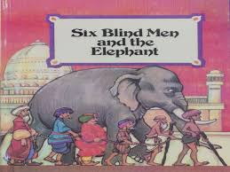 3 Blind Men And The Elephant The Battle For Christ Is He The Only Way Ppt Download