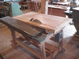 Table Up Dad U0027s Homemade Table Saw