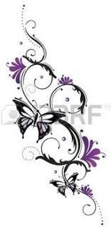 the 25 best butterfly tattoos ideas on black