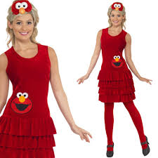 Big Bird Halloween Costumes Sesame Street Fancy Dress Costume Elmo Cookie Monster Big Bird Tv
