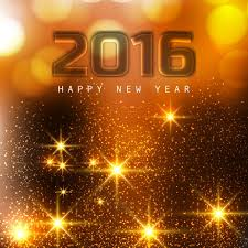 imagenes feliz año nuevo 2016 felicitación brillante de feliz año nuevo 2016 descargar vectores
