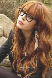 waivy korean hair style korean long wavy bangs hairstyle 3