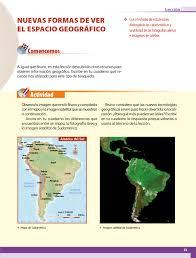 colombia libro de lectura grado 6 geografía sexto grado 2017 2018 ciclo escolar centro de descargas