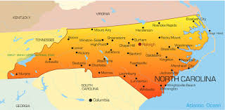 Zip Code Map Charlotte Nc by 100 Map Of Asheville Nc Map Of North Carolina Remembering