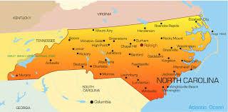 Map Of Asheville Nc North Carolina Jobs Great Jobs In North Carolina Fulltimegigs