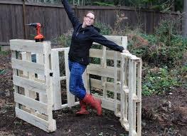 die besten 25 komposter holz ideen auf pinterest rock yard