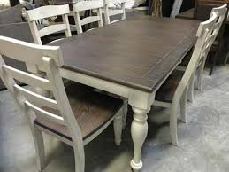 distressed dining room sets distressed dining room table marvellous and chairs 88 with 19