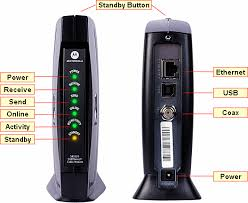motorola surfboard cable modem lights cable modem troubleshooting motorola sb5120