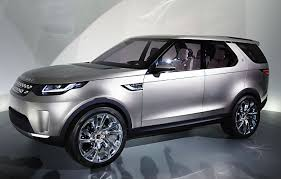 land rover suv 2016 futuristic land rover discovery vision concept unveiled design milk