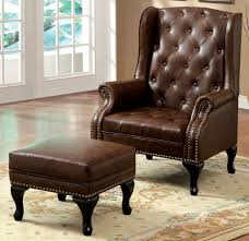 accent chair with ottoman chair unforgettable accent chairs and ottoman photos inspirations