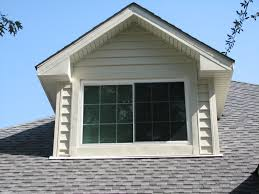 House Dormers Vinyl Siding House Finished Dormer Dallas Energy Efficient Products