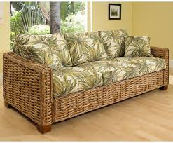 rattan sleeper sofa fp s3s freeport rattan sleeper sofa
