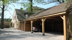 carport en old timer garage crown oak
