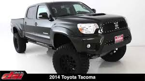 toyota truck dealerships lifted toyota tacoma by dsi youtube