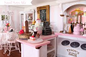 ice cream parlor table and chairs set sami says ag american doll house room ice cream parlor