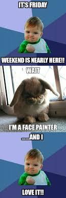 Painter Meme - face painting memes