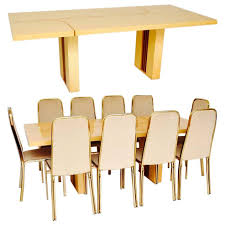 scandinavian extending dining table and chairs by poul hundevad at