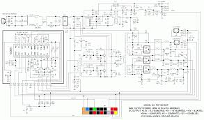 atx wire diagram pc power supply wiring diagram wiring diagram and