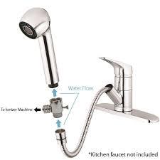 kitchen faucet diverter inline diverter