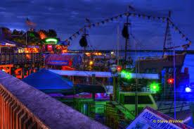 john u0027s pass boardwalk at night john u0027s pass madeira beach