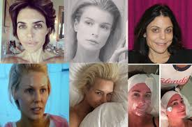 Housewives Real Housewives Real Faces See Photos Of Bravo U0027s Beauties